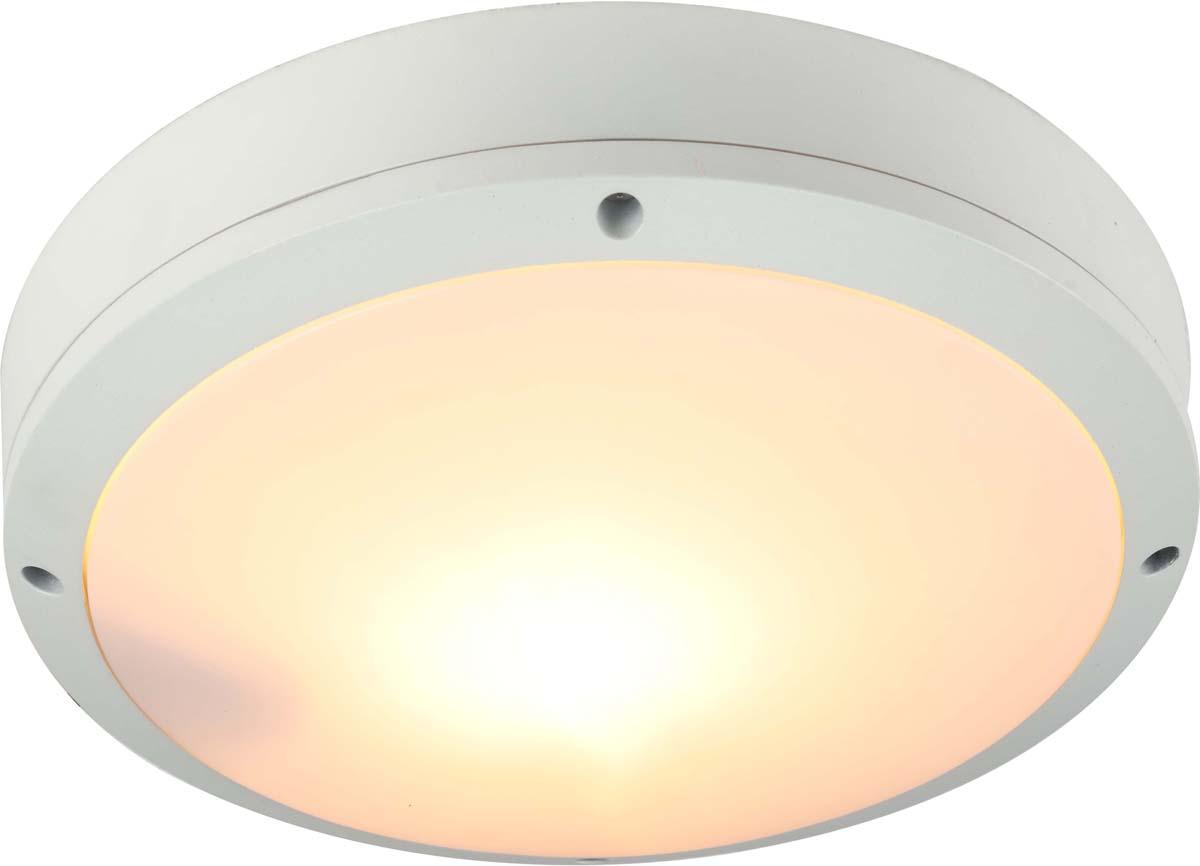 Светильник уличный Arte Lamp City, цвет: белый, 2 х E27, 60 W. A8154PF-2WH