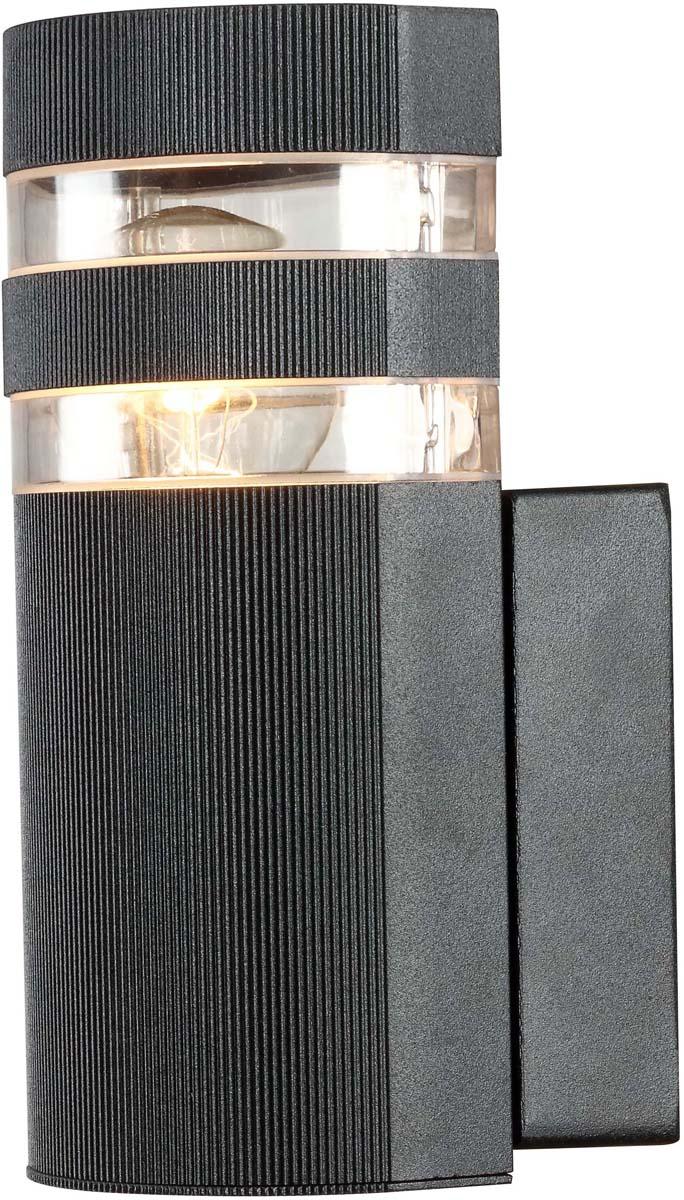 Светильник уличный Arte Lamp Metro, цвет: черный, 1 х E27, 40 W. A8162AL-1BKA8162AL-1BK