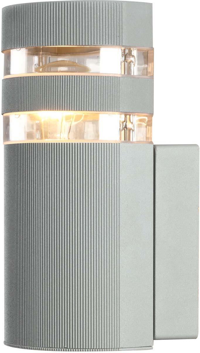 Светильник уличный Arte Lamp Metro, цвет: серый, 1 х E27, 40 W. A8162AL-1GY