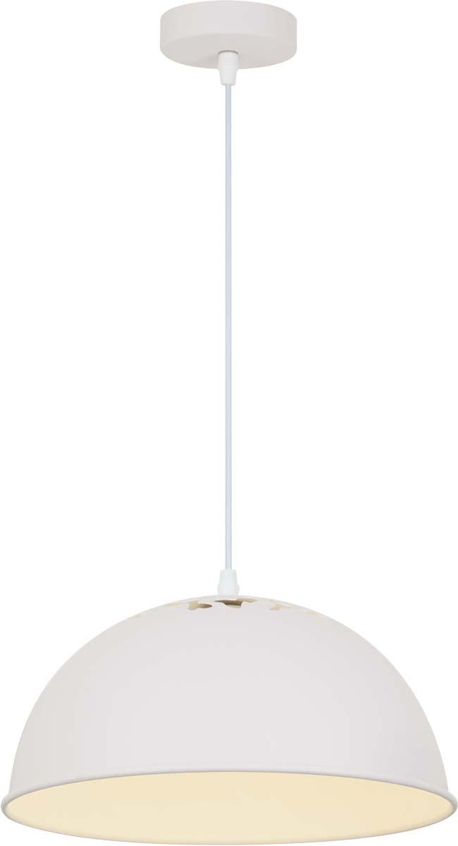 Светильник подвесной Arte Lamp Buratto, цвет: белый, 1 х E27, 60 W. A8173SP-1WH arte lamp a8173sp 1wh