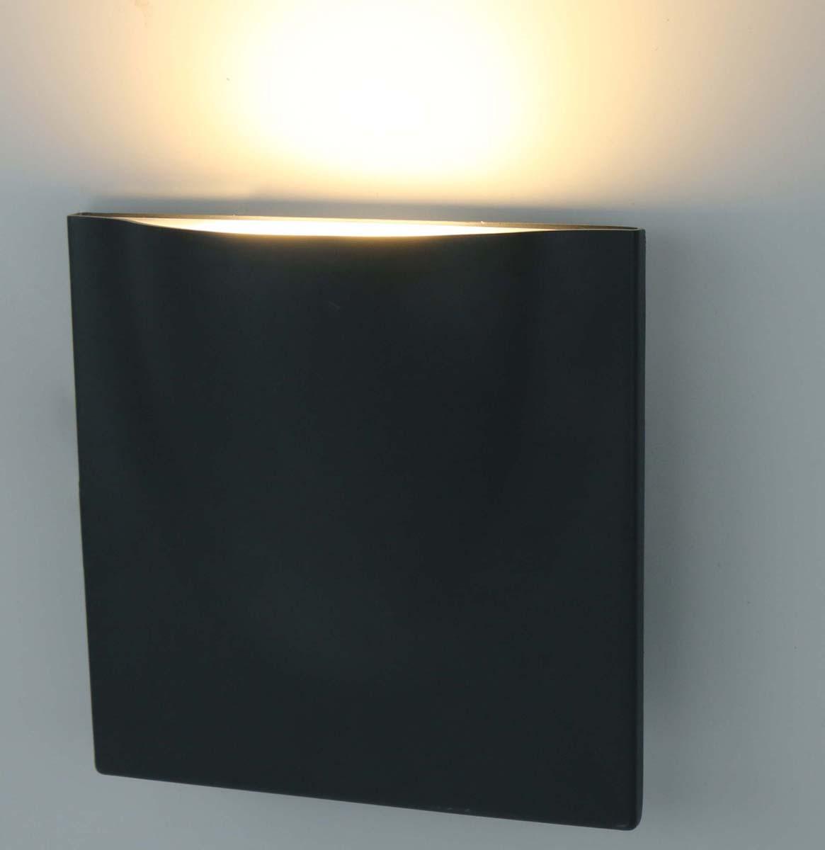 Светильник уличный Arte Lamp Tasca, 1 х LED, 12 W. A8512AL-1GY
