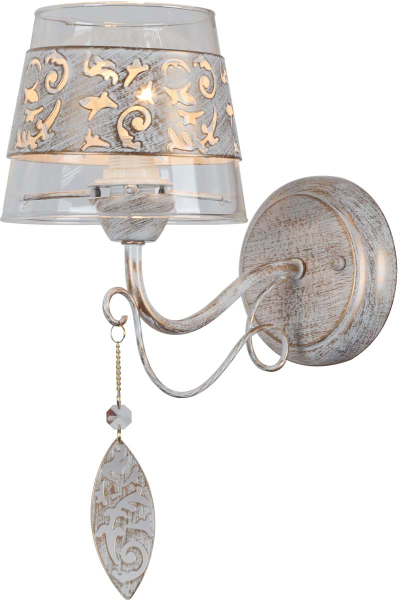 Бра Arte Lamp Calice, 1 х E14, 40 W. A9081AP-1WGA9081AP-1WG