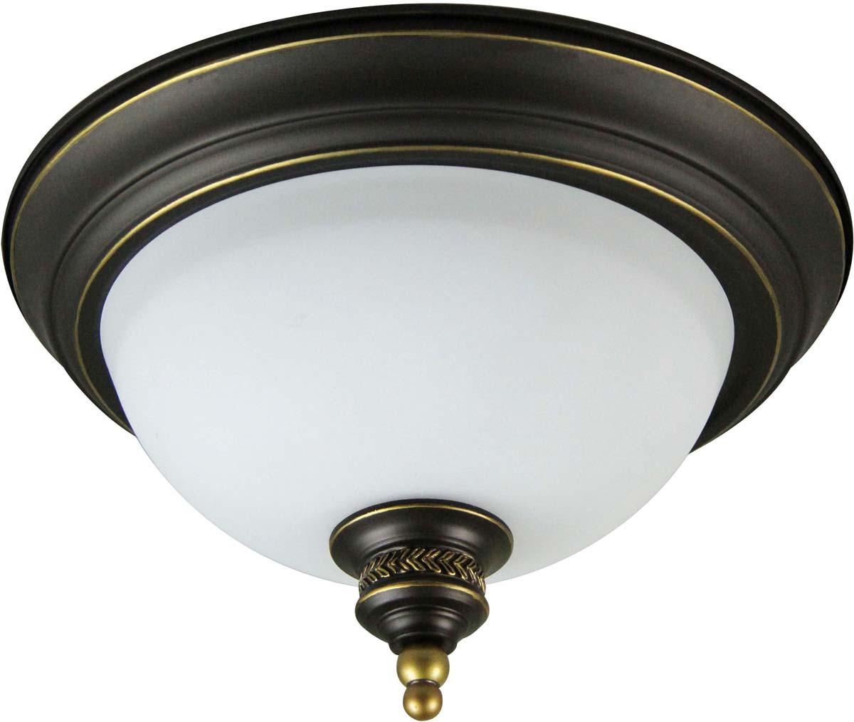 Светильник потолочный Arte Lamp Bonito, 2 х E27, 40 W. A9518PL-2BA arte lamp подвесной светильник arte lamp bonito a9518sp 3ba