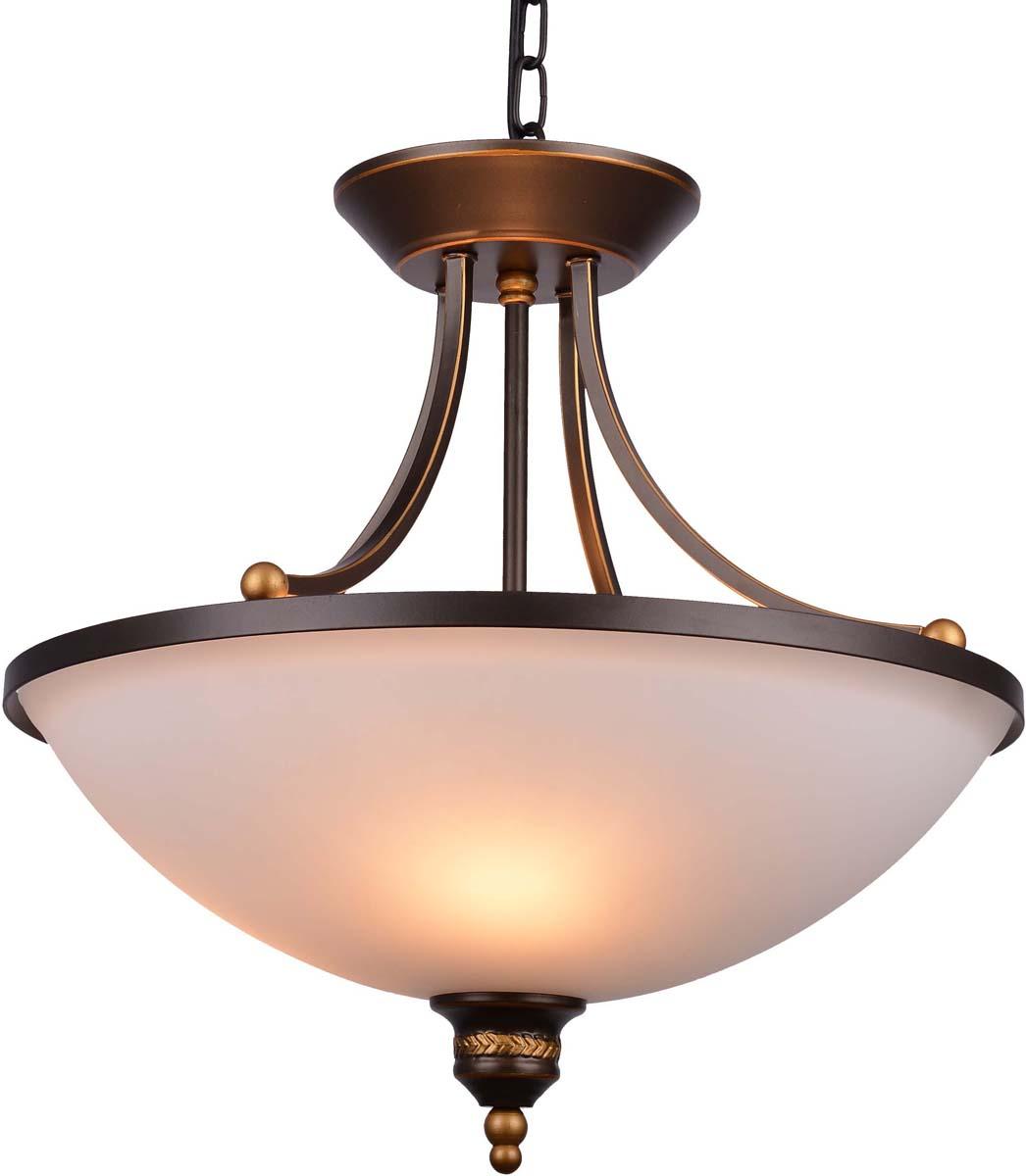 Светильник подвесной Arte Lamp Bonito, 3 х E27, 40 W. A9518SP-3BA arte lamp a3004pl 3ba