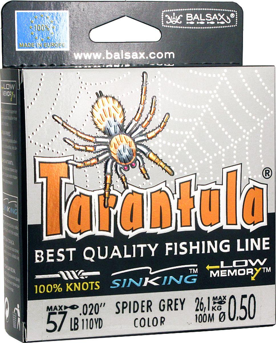 Леска Balsax Tarantula, 100 м, 0,50 мм, 26,1 кг