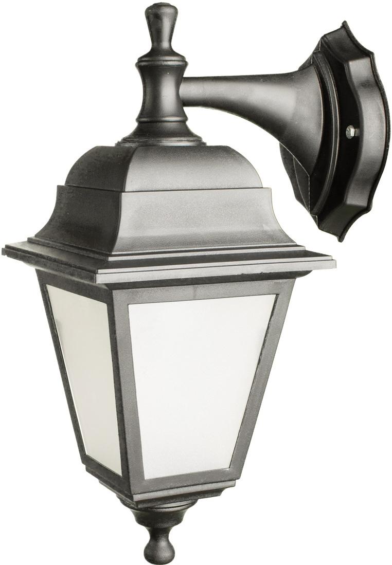 Светильник уличный Arte Lamp Zagreb, 1 х E27, 60 W. A1114AL-1BK бра arte lamp buchino 1 х e27 40 w a1615sp 1bk