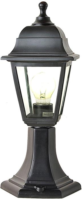 Светильник уличный Arte Lamp Belgrade, 1 х E27, 60 W. A1114FN-1BK