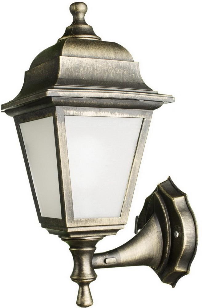 Светильник уличный Arte Lamp Zagreb, 1 х E27, 60 W. A1115AL-1BR