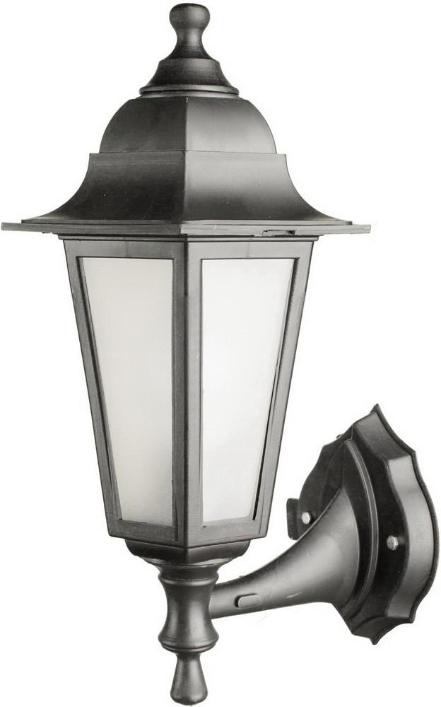 Светильник уличный Arte Lamp Zagreb, 1 х E27, 60 W. A1215AL-1BK