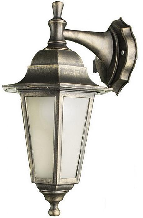 Светильник уличный Arte Lamp Zagreb, 1 х E27, 60 W. A1216AL-1BR