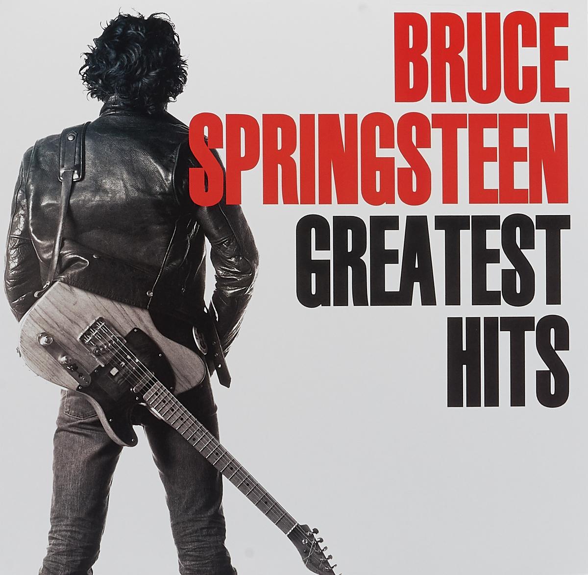 Брюс Спрингстин Bruce Springsteen. Greatest Hits (2 LP) брюс спрингстин bruce springsteen born in the u s a lp