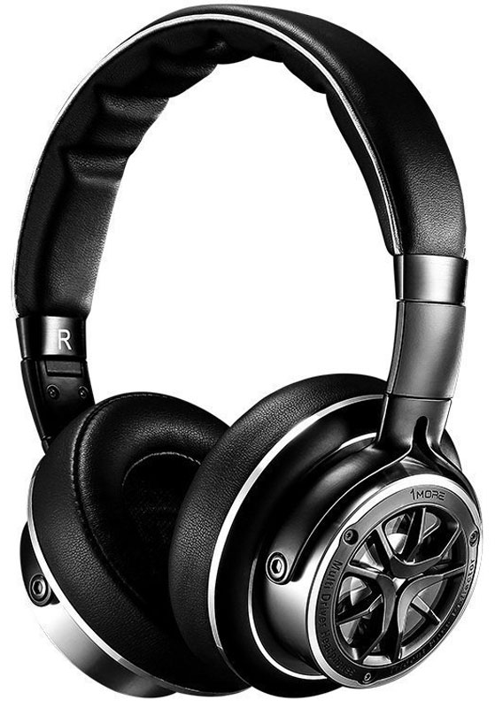 1MORE H1707 Triple Driver, Black наушники 1more super bass headphones black and red