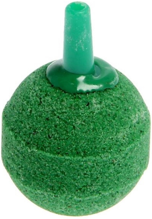"""Распылитель минеральный VladOx """"Шарик"""", цвет: зеленый, 26 х 23 х 4 см"""