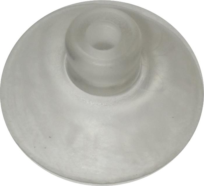 """Присоска """"VladOx"""", отверстие сверху, силиконовая, диаметр 2,3 см"""