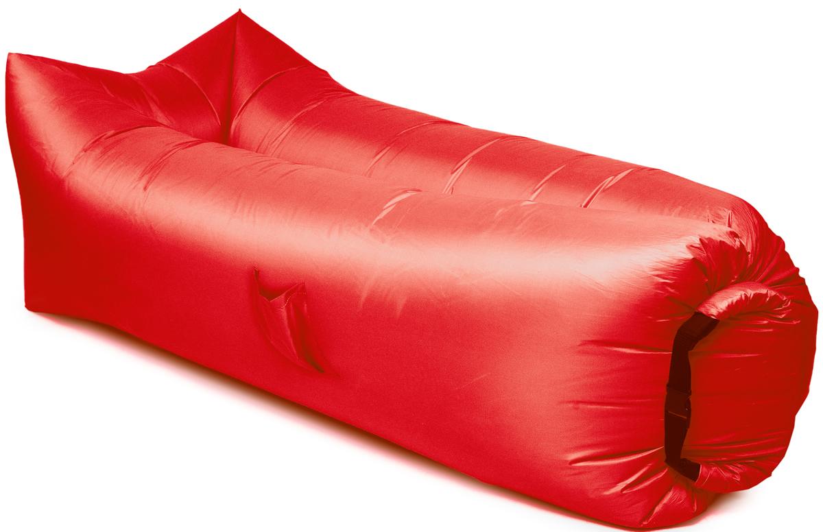 """""""Биван 2.0"""" - это обновленная и более комфортная версия оригинального  Бивана: более широкое и стабильное основание, удобная анатомическая  форма, дренажная сетка для свободного дыхания при лежании вниз головой  и другие улучшения. Это надувной диван, гамак или лежак. Как не назови,  """"Биван 2.0"""" - это великолепное изобретение, которое позволит вам  расслабиться и отдохнуть в совершенно любом месте. Он легкий и  компактный, надувается за несколько секунд без насоса, однако самое  главное – он готов обеспечить вас комфортом в любой необходимый  момент. """"Биван 2.0"""" - это диван, который всегда с вами. Характеристики: Вес: 1,5 кг. Размеры в сложенном виде: 45 x 30 x 5 см. Размеры в надутом состоянии: 190 x 90 x 65 см.Максимальная нагрузка:  300 кг.Максимальное время удержания воздуха: 12 часов. Дополнительный комфорт:- 2 петельки для колышков.- крепление  для подсветки. - дренажная сетка для свободного дыхания.- 1  большой карман для журнала, книги или планшета- 1 маленький карман  для бутылки воды, шоколадки или смартфона.- комфортная  анатомическая форма с приподнятым изголовьем.- максимально  устойчивая форма."""