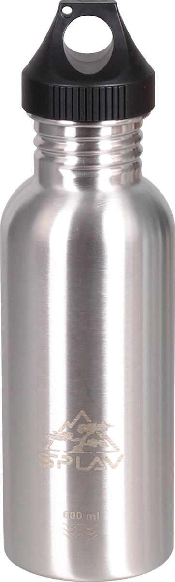 Фляга Сплав HR-W, 600 мл5084901Объём: 600 млВес: 155 гРазмер: ?70?220 мм