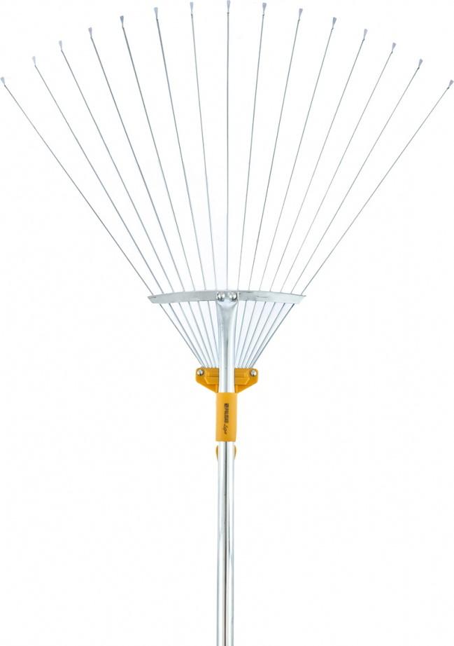 Грабли веерные  Palisad , телескопические, раздвижные -  Ручной садовый инструмент