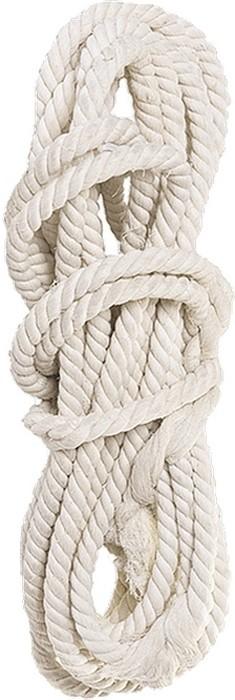 Веревка хлопчатобумажная Сибртех, D 12 мм, L 11 м, крученая, 299 кгс94002Веревка хлопчатобумажная изготовлена методом тросовой свивки.Удобна в обращении, применяется в качестве обвязочного материала.