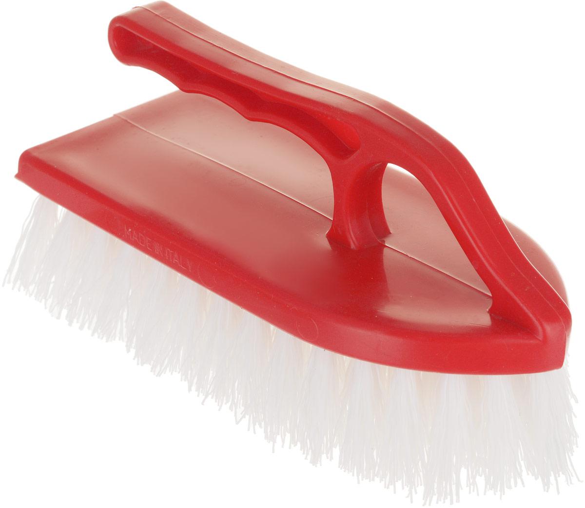 Щетка-сметка Tuttoscope, цвет: красный щетка сметка tuttoscope цвет черный