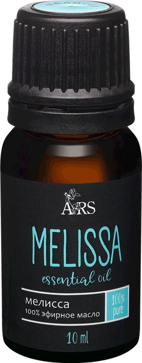 Эфирное масло мелиссы эффективно успокаивает нервную систему и способствует укреплению организма. Масло применяется при регулярных мигренях и бессоннице. Обладает антиоксидантным действием
