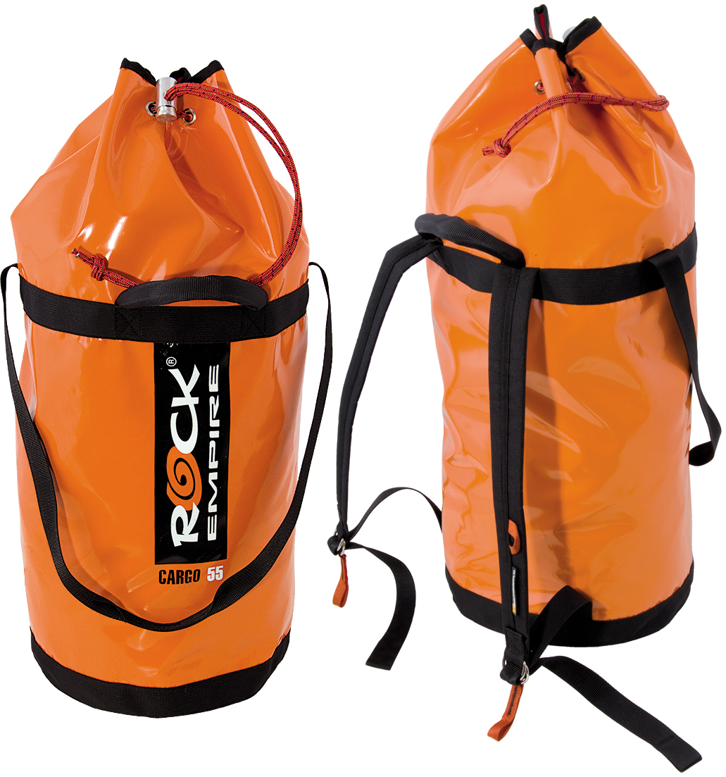 Баул Rock Empire Cargo 35l , цвет: оранжевый, 35 л