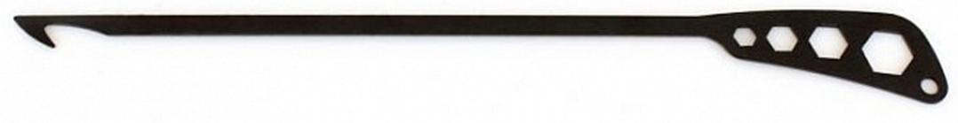 Удлиненная версия экстрактора Nut Tool. Длина: 265 мм Вес: 30 г