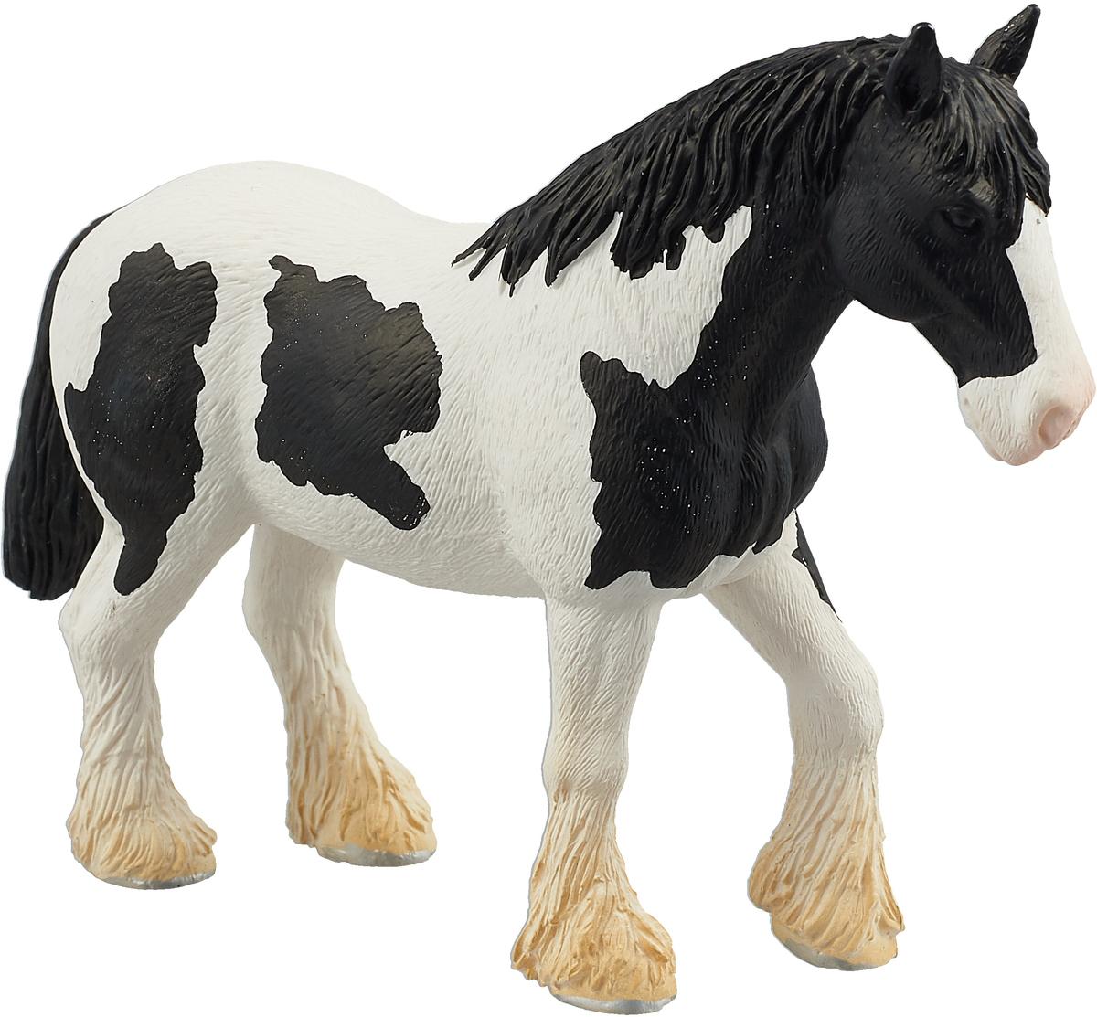 Zakazat.ru Mojo Фигурка Лошадь клейдесдальской породы цвет белый
