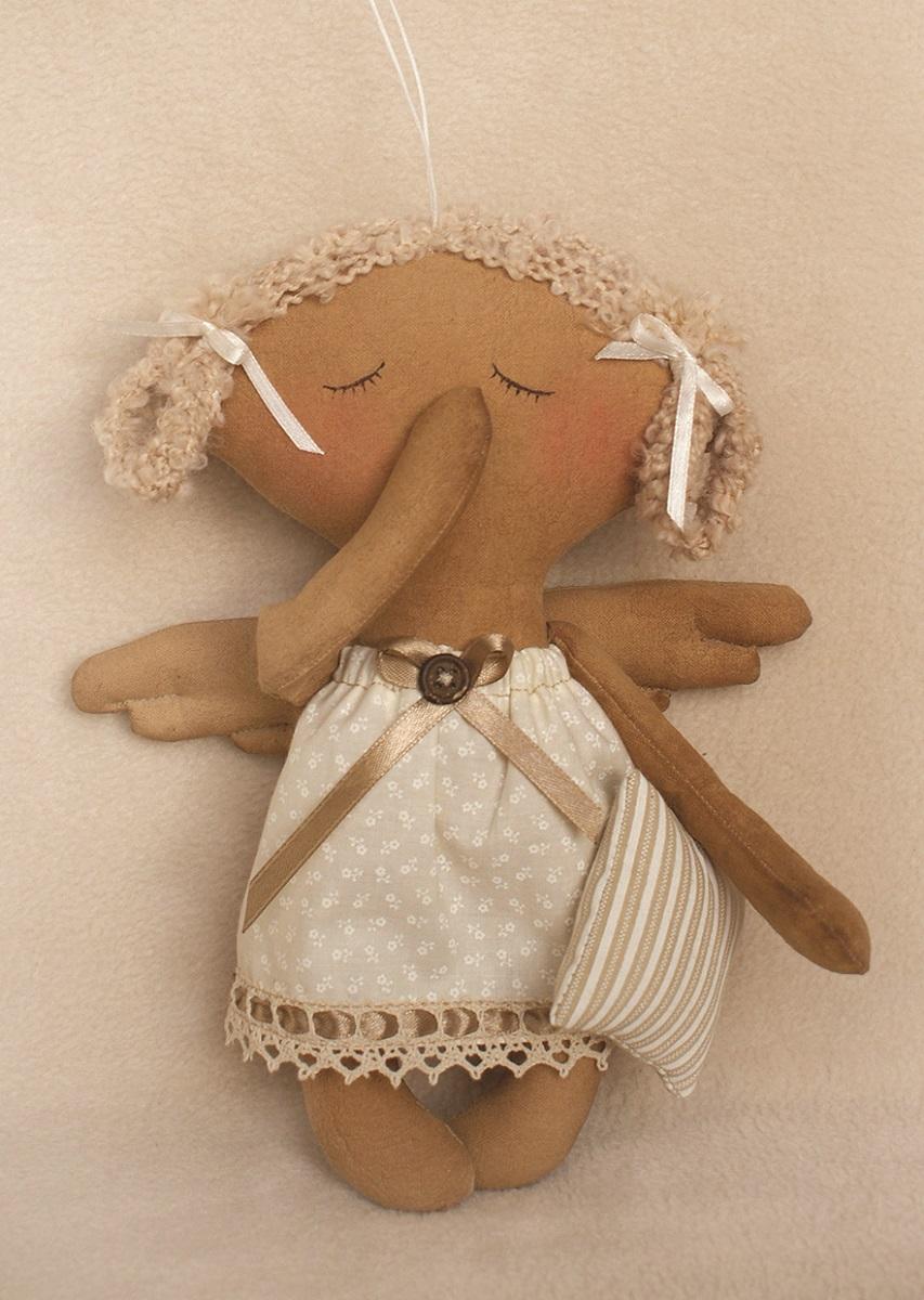 Набор для изготовления игрушки Ваниль Angel's Story. Маленькая девочка, высота 23 см наборы для шитья ваниль набор для изготовления игрушки cat s story c005 котик с рыбкой 21 см