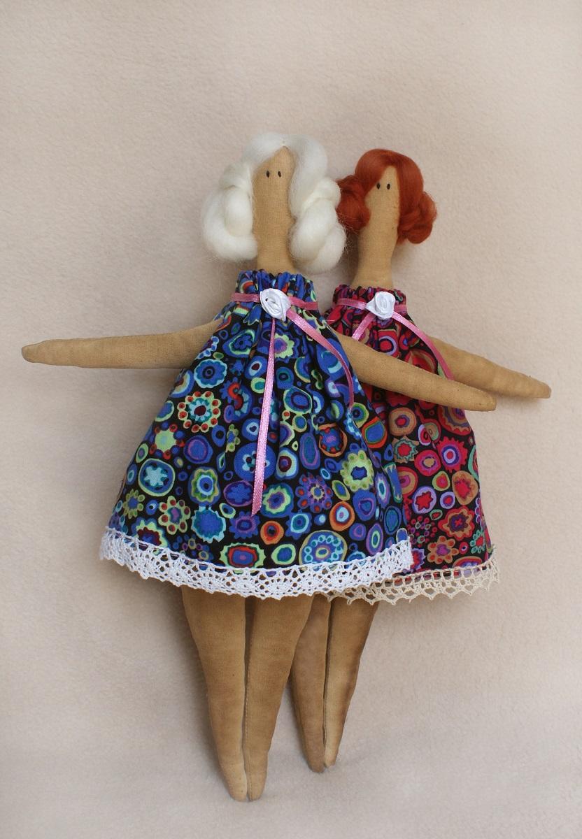 Набор для изготовления игрушки Ваниль Friend's Story, высота 32 см. F001 наборы для шитья ваниль набор для изготовления игрушки cat s story c005 котик с рыбкой 21 см