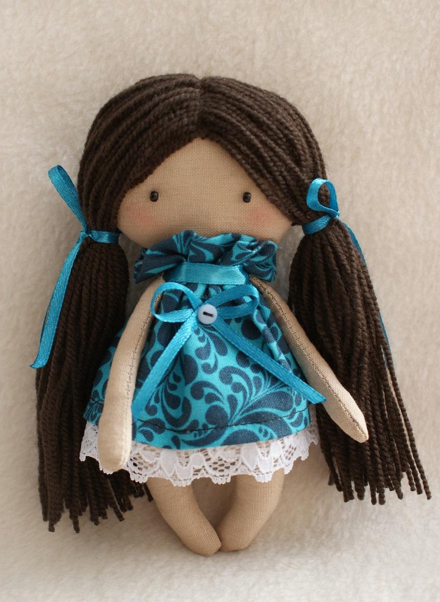 Набор для изготовления текстильной игрушки Happy Hands Кристина, высота 15 см eilux ew 3452 bl