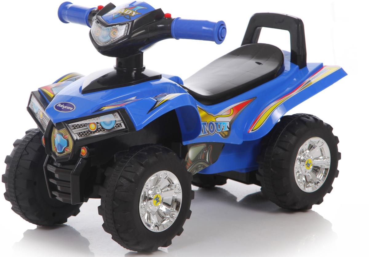 Baby Care Каталка детская Super ATV цвет синий - Каталки, понициклы