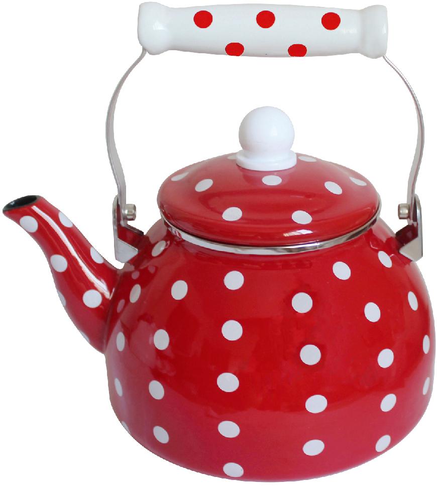 """Чайник """"Mercury"""" изготовлен из высококачественной углеродистой стали. Он имеет трехслойное эмалированное покрытие. Эмаль не впитывает запахи пищи, не требует особого ухода и легко моется.  Чайник оснащен эргономичной ручкой из керамики.  Подходит для всех типов плит, включая индукцию."""