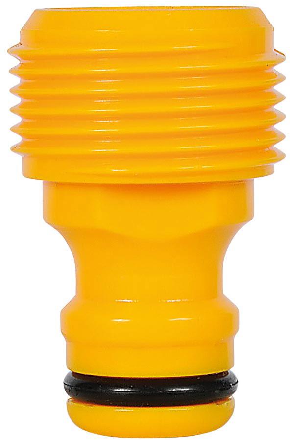 Переходник HoZelock 2289 для принадлежностей (19 мм) со штуцерным соединением предназначен для установки поливочных аксессуаров на шланг.  Изготовлен из высококачественного пластика для максимальной прочности.
