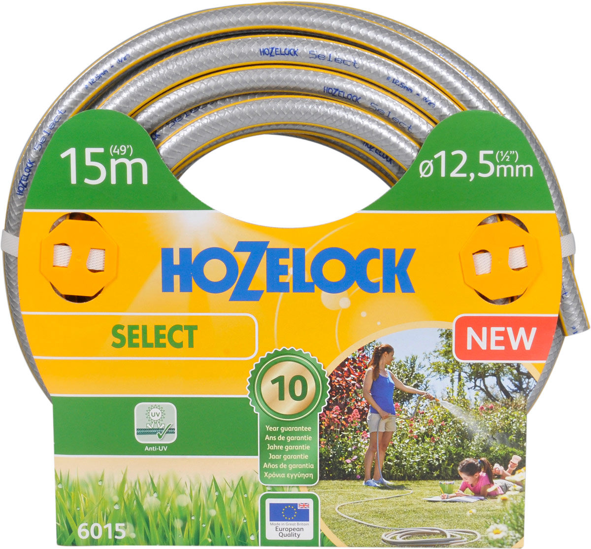 "Шланг HoZelock ""Select"", 12,5 мм 15 м"