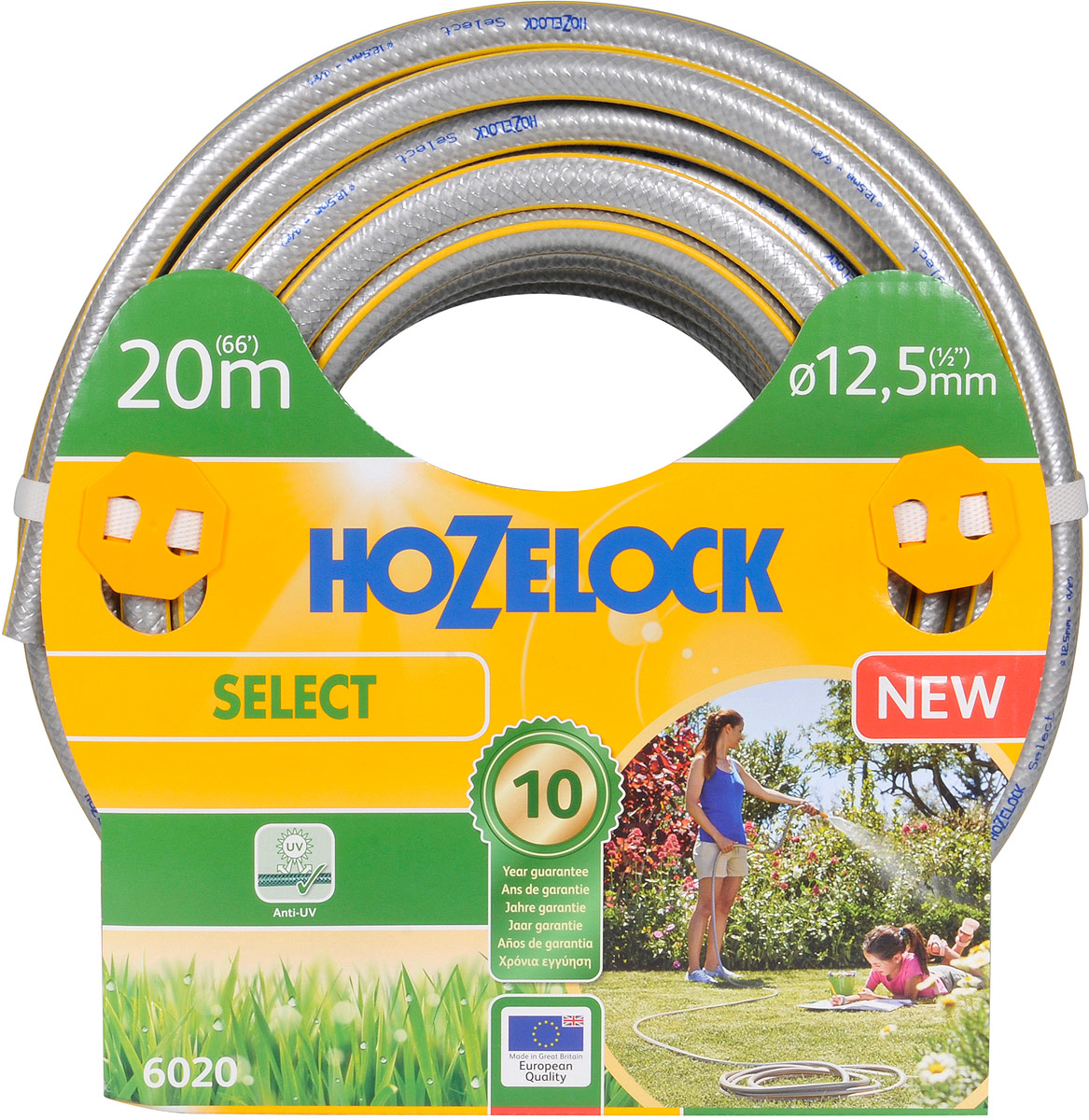 "Шланг HoZelock ""Select"", 12,5 мм 20 м"
