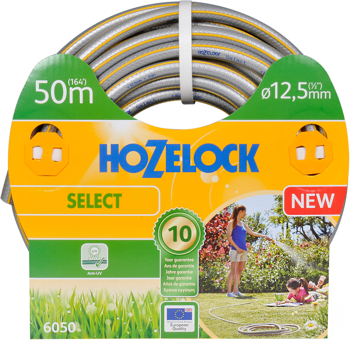 "Шланг HoZelock ""Select"", 12,5 мм 50 м"
