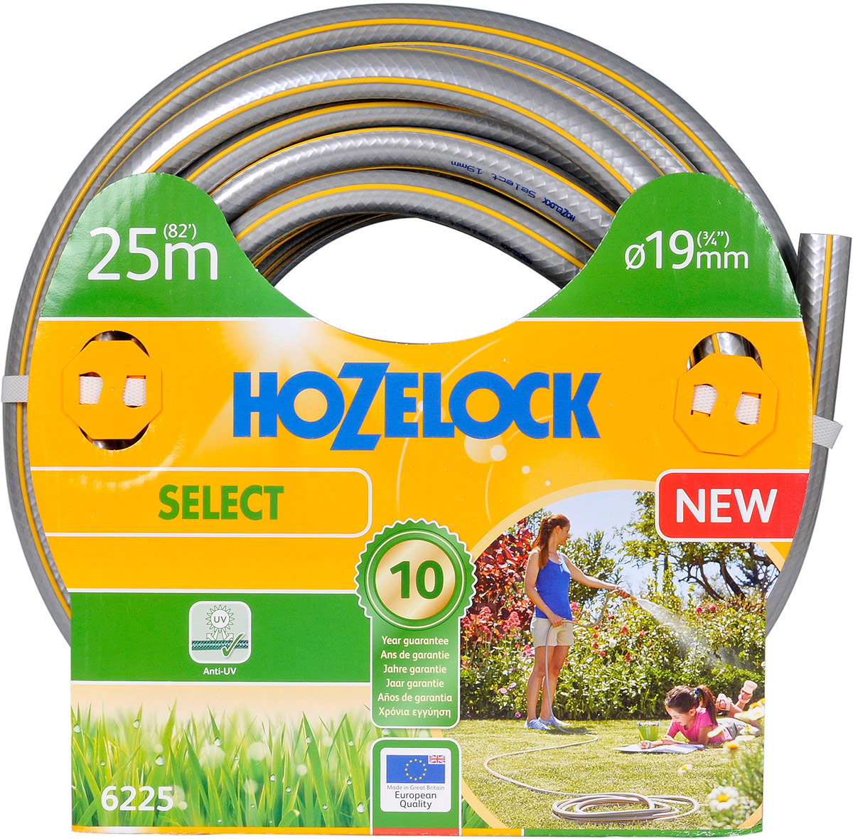 "Шланг HoZelock ""Select"", 19 мм 25 м"