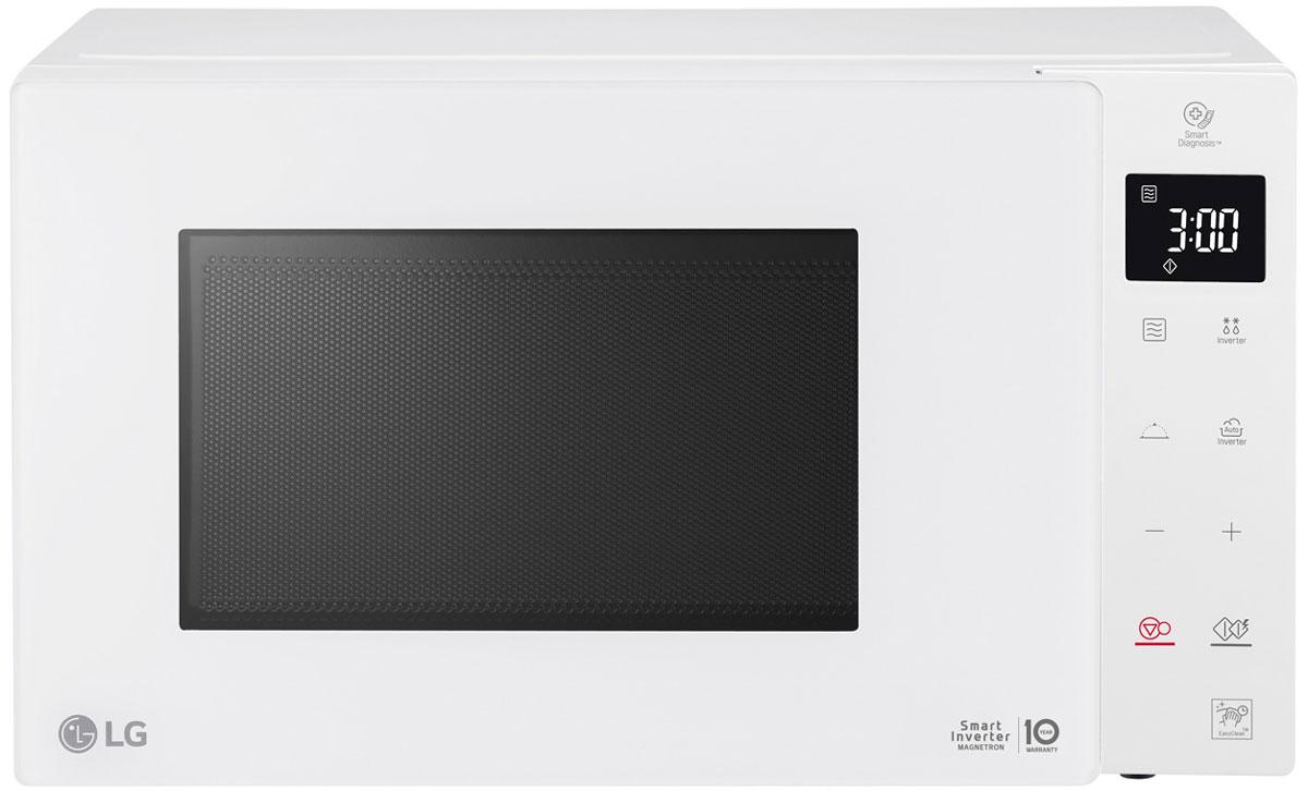 LG MW25W35GIH микроволновая печь цена