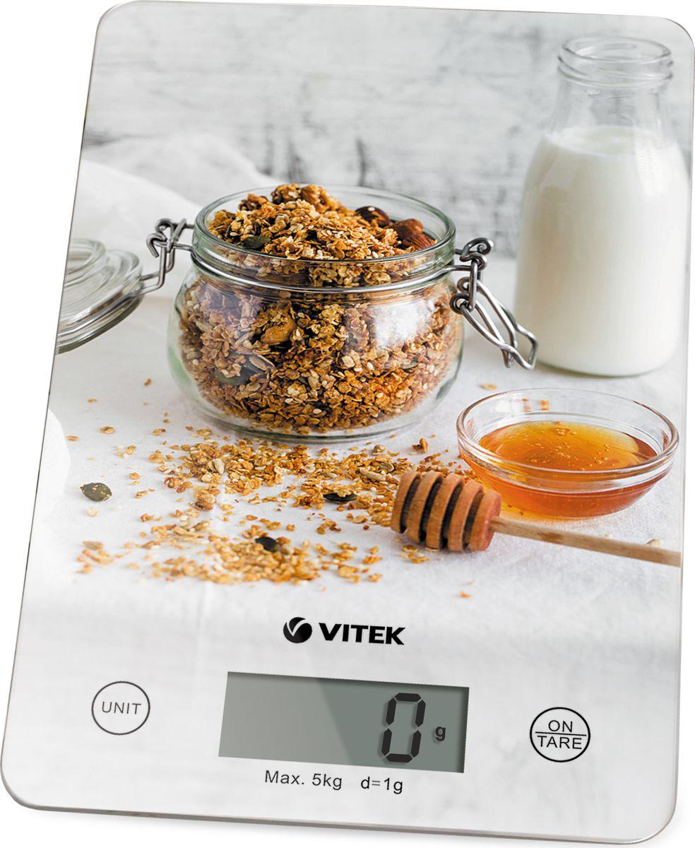Vitek VT-8033(W) весы кухонные - Кухонные весы