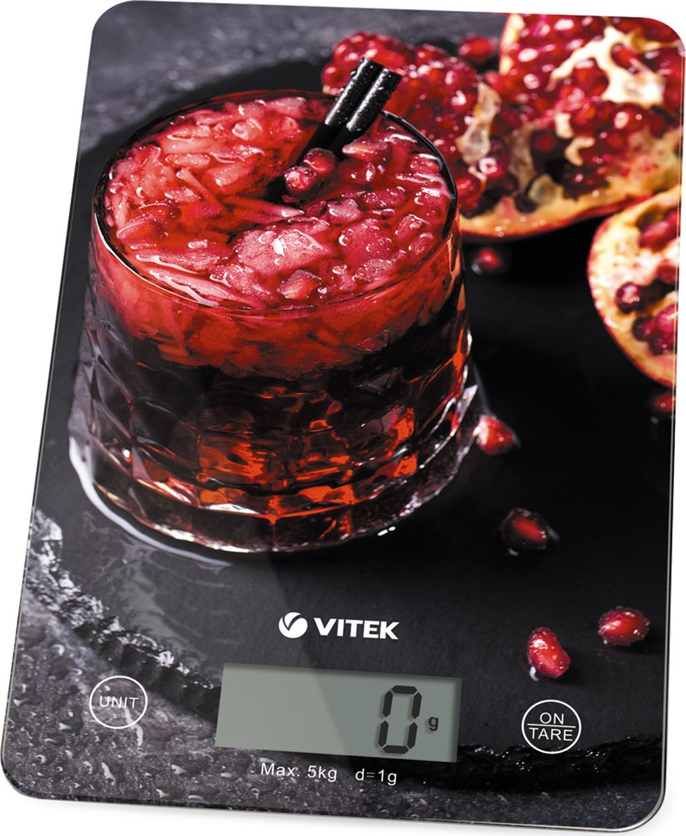 Vitek VT-8032(BK) весы кухонные - Кухонные весы