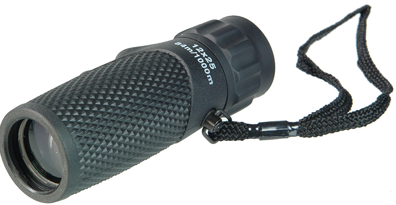 Veber Ultra Sport 12x25 монокуляр