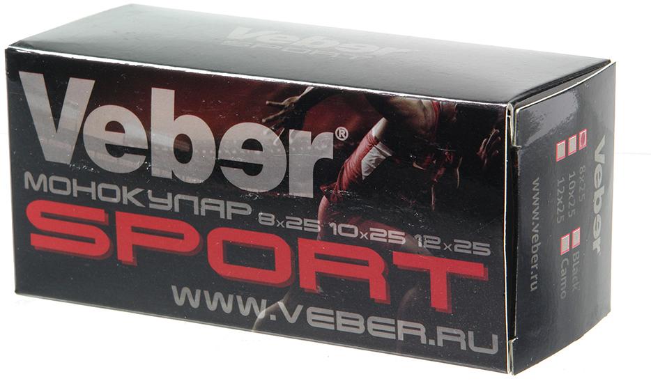 Veber Ultra Sport 8x25монокуляр Veber