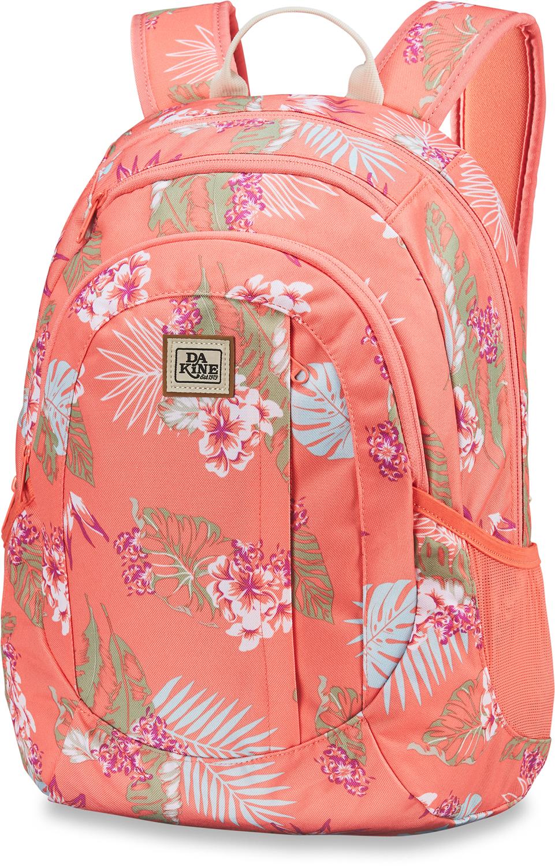 Рюкзак городской женский Dakine Garden, цвет: розовый, 20 л
