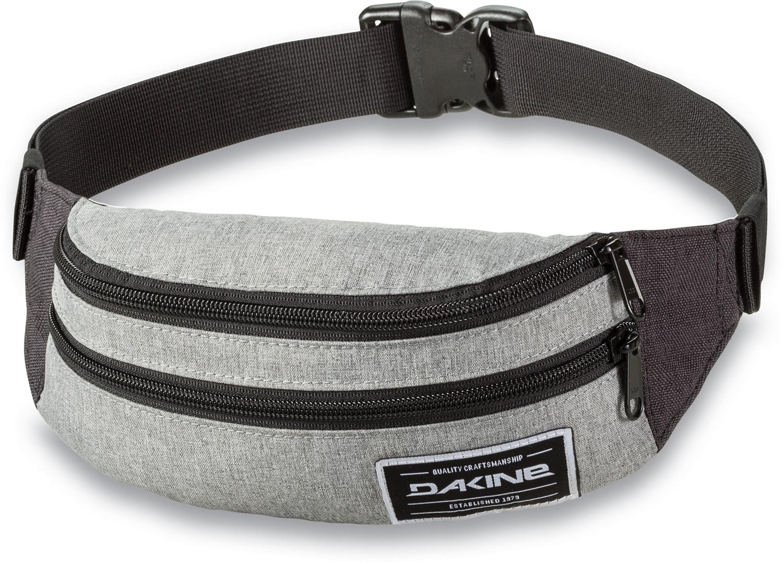 Сумка на пояс Dakine Classic Hip Pack, цвет: серый сумка с колесами dakine duffle roller 58l northwoods