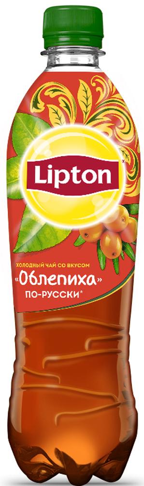 Lipton Облепиха холодный чай, 0,5 л lipton 0 5
