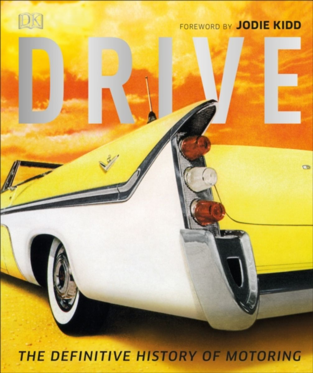 Drive: The Definitive History of Motoring pao motoring 22 дюйма
