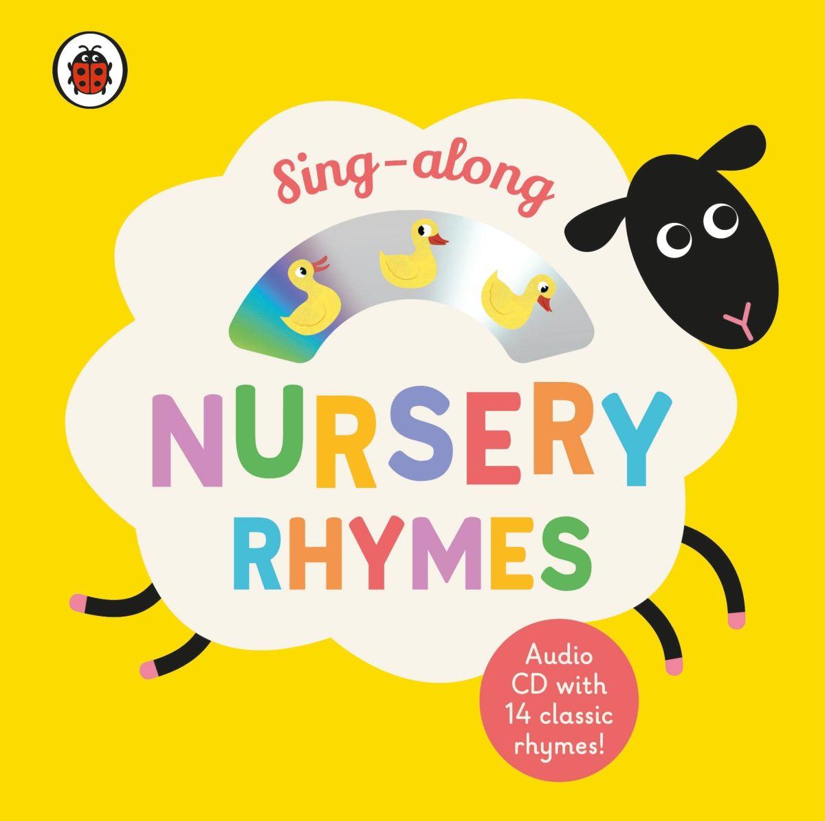 Sing-along Nursery Rhymes happy rhymes 1 nursery rhymes and songs pupil s book книжка с рассказами