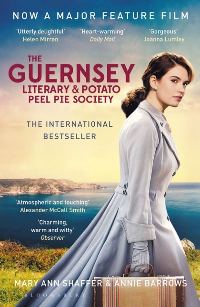 The Guernsey Literary and Potato Peel Pie Society irish moments a musical journey across the island