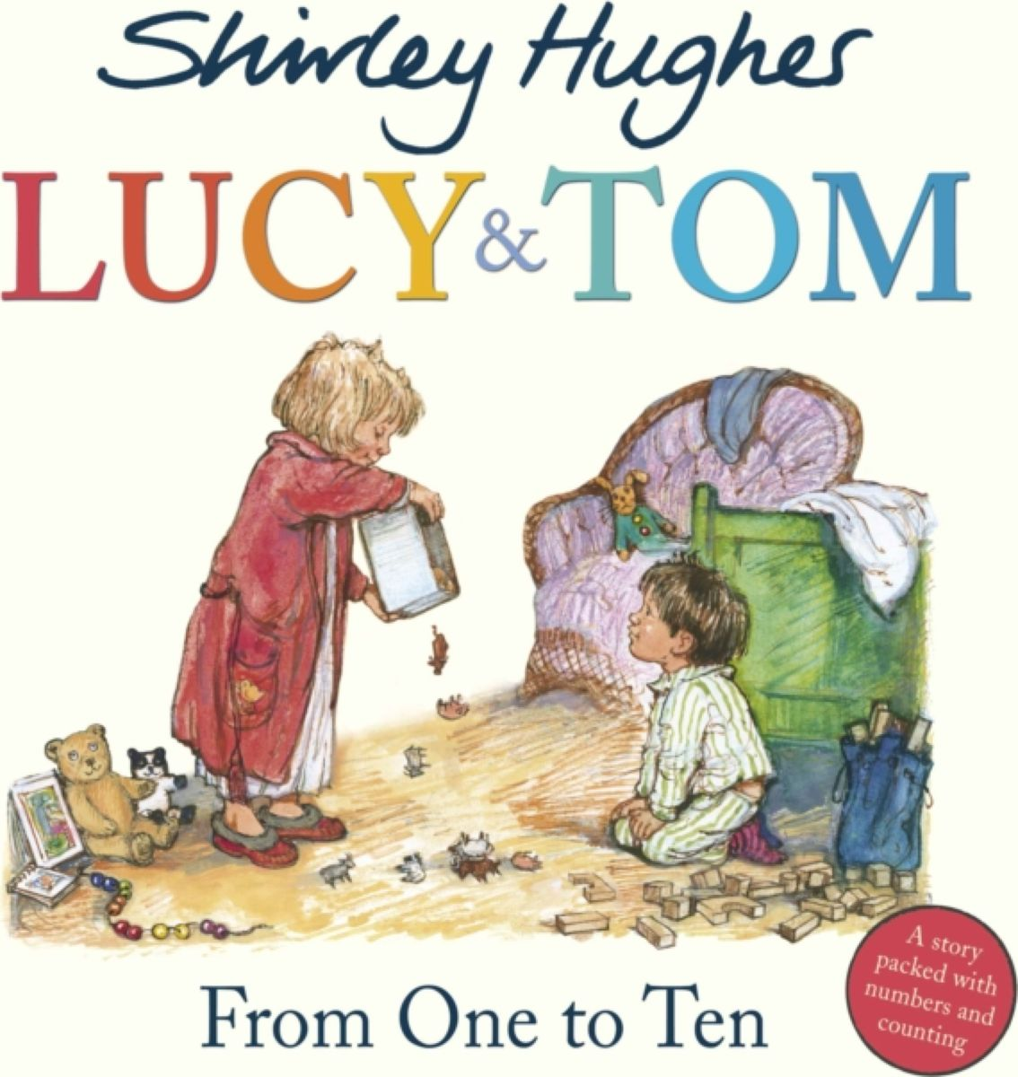 Lucy and Tom: From One to Ten 50pcs lot on5412