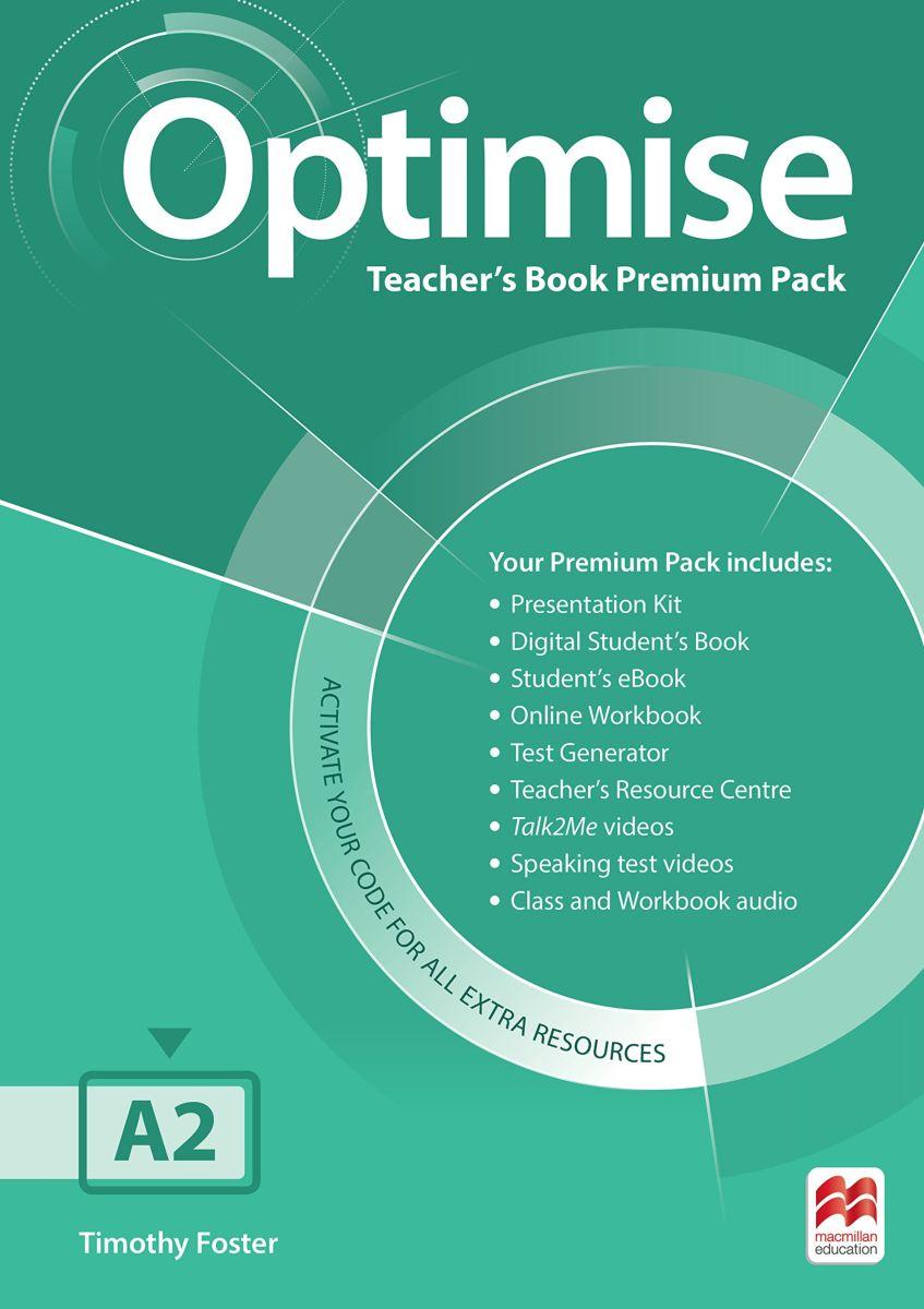 Optimise A2 Teacher's Book Premium Pack beyond a2 student s book premium pack